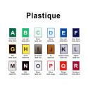 Plastique 30 x 5 cm - image 2
